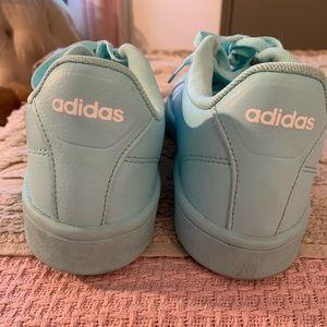 Tiffany Blue Adidas size 9
